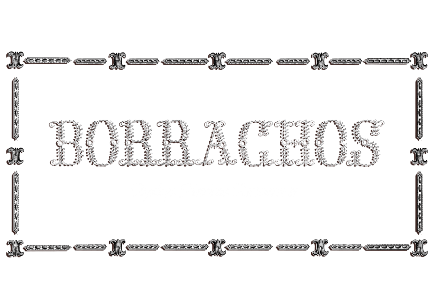 borrachos logo